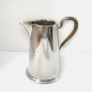 Manning Bowman quality metal pitcher NO LID